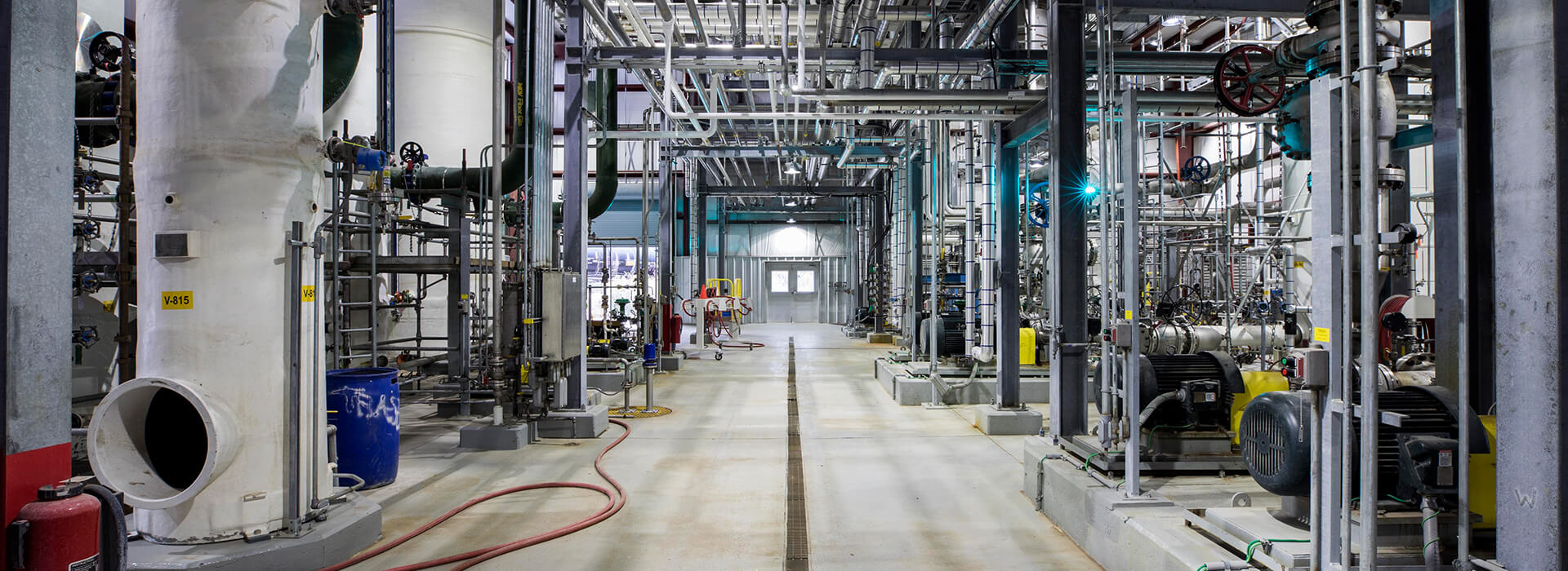 New Railroad Track Allows Chs Refining To Double Storage