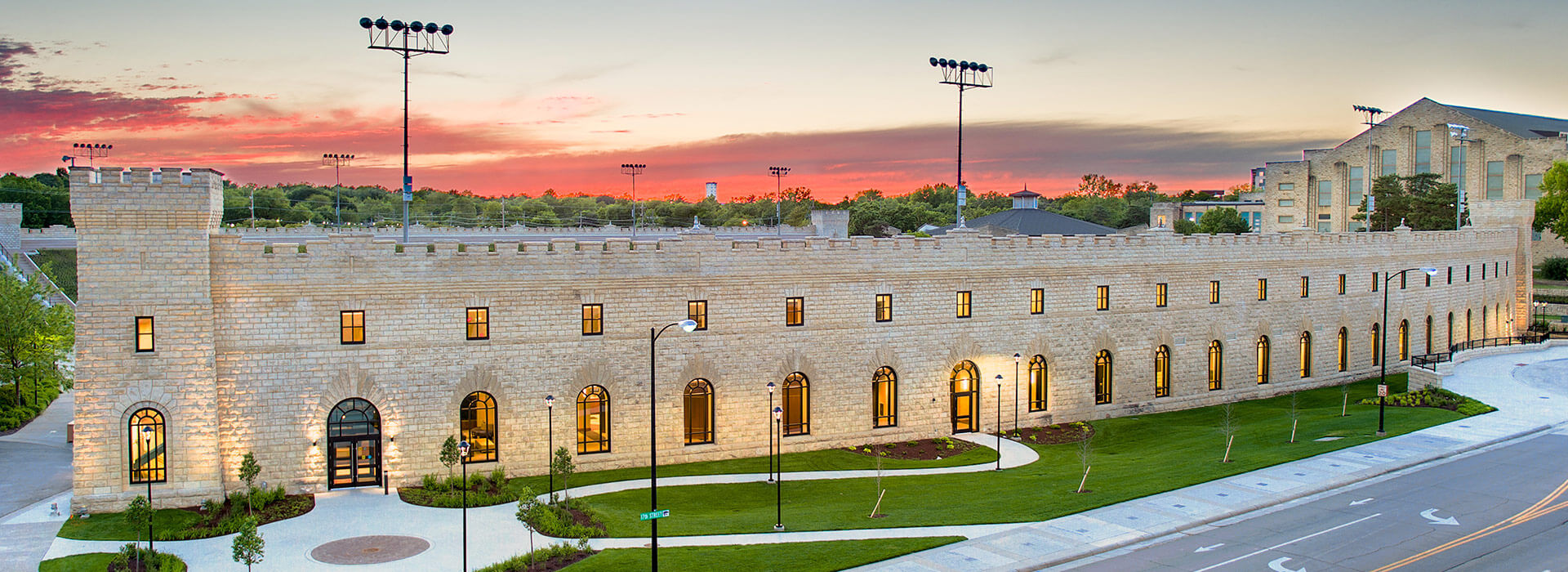 Kansas State University >> High Quality Construction For Higher Learning At Kansas